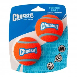 CHUCKIT kamuoliukai šunims 2vnt. 6,5cm