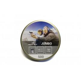 Kulkelės Borner JUMBO 4.5mm, 0.65g, 500vnt.